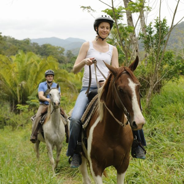 Chaa Creek Horseback Riding